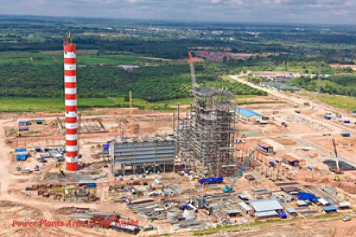 Tanjung steam power plant to start operating in November