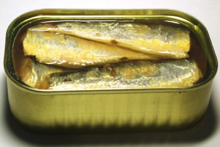 Bali`s exports of canned fish worth $15.47 m