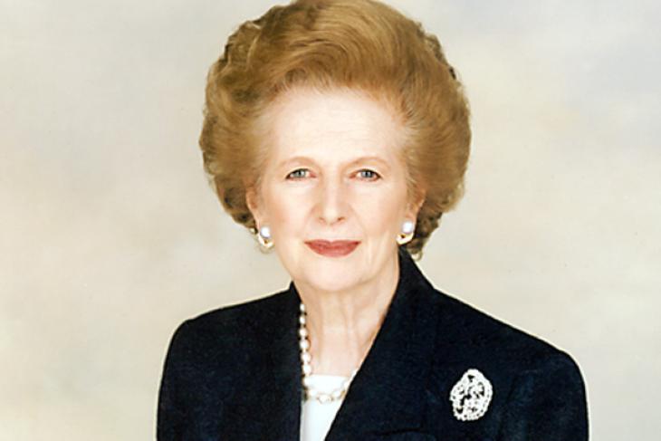 """Britain`s """"Iron Lady"""" Margaret Thatcher dies"""