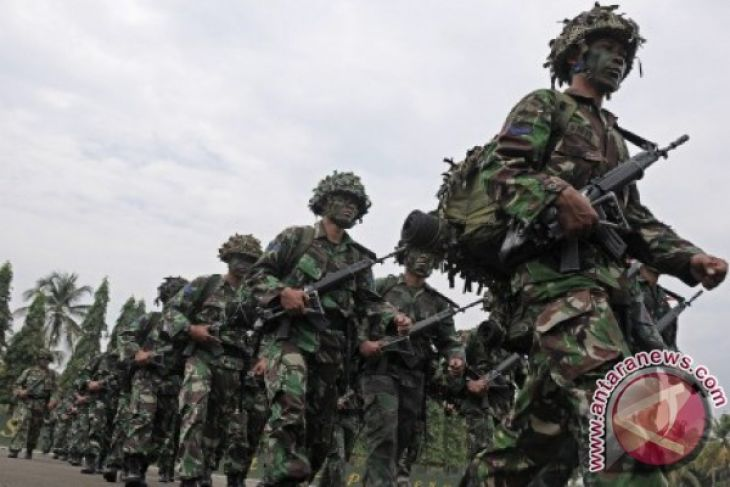 TNI to increase its forces around natuna waters