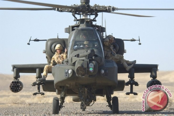 Kemhan Dorong PT DI Buat Helikopter Serang