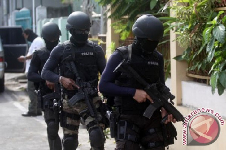 Bodies of five suspected terrorists taken to Mataram
