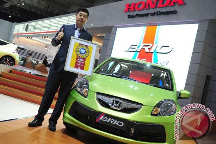 Brio dominasi penjualan Honda di Jatim