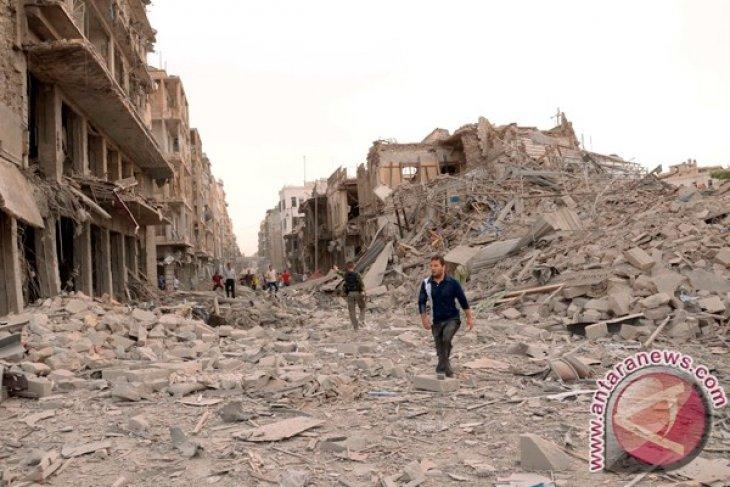 Aleppo membara, tiga cedera dalam serangan bom