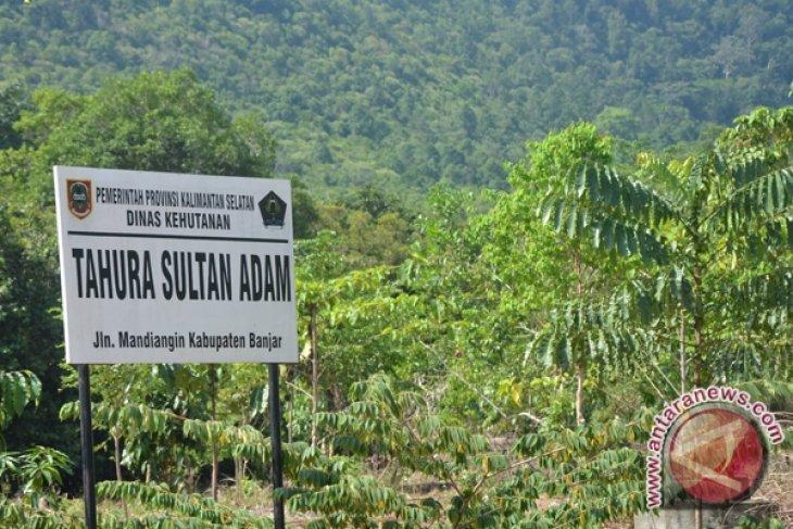 Hutan Lindung Gunung Sebatung Diusulkan Jadi Tahura
