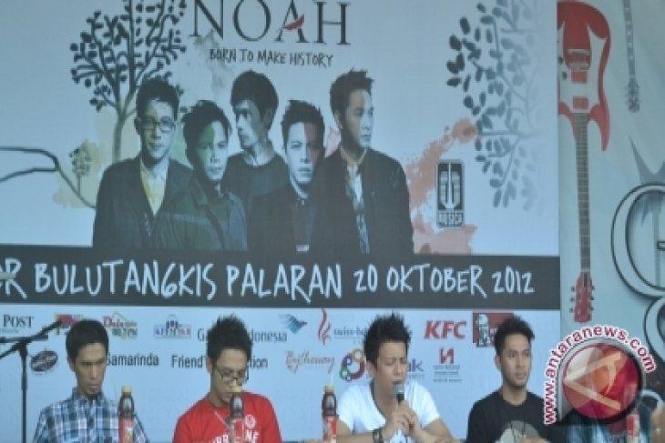 Konferensi Pers Noah Berlangsung Ricuh
