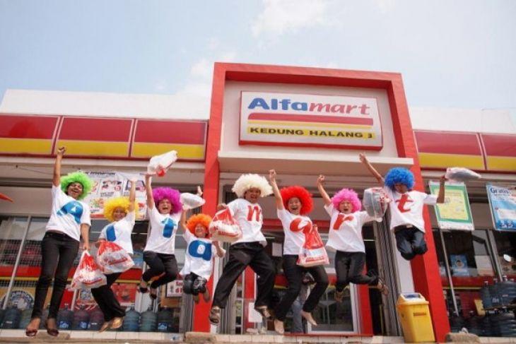 Alfamart posts 40.12 percent increase in net profit