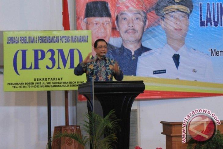 Marzuki Alie : pembangunan daerah berorientasi proyek