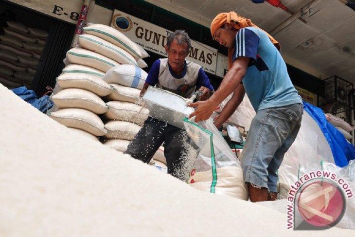 South Sumatra`s rice production shrinks