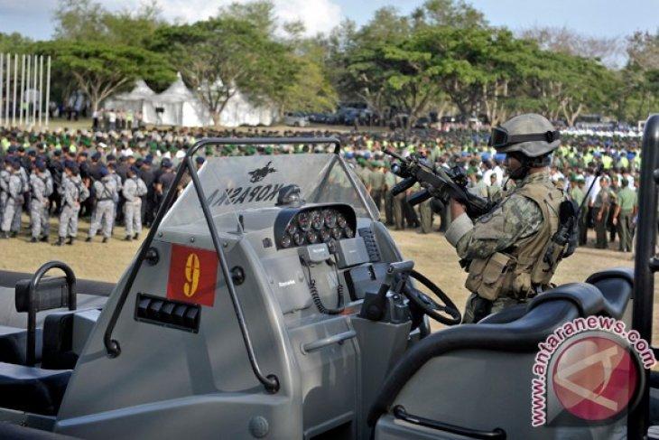 Bali regional police deploys 2,700 personnel to secure BDF