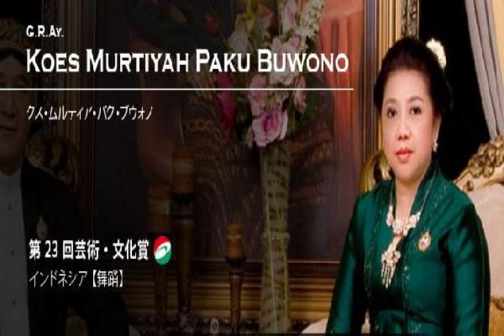 Javanese Princess preserves culture