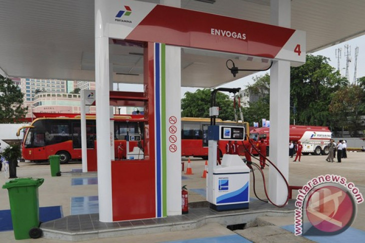 Indonesian govt developing infrastructure for gas conversion