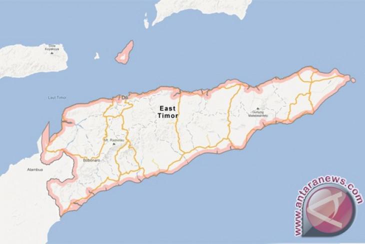 Timor Leste water police detains 18 Indonesian fishermen