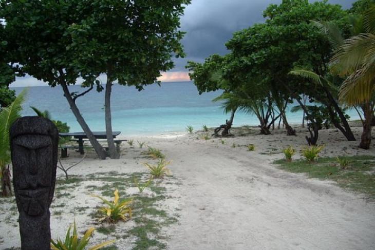 Satu tewas, ribuan dievakuasi akibat Topan Sarai di Fiji