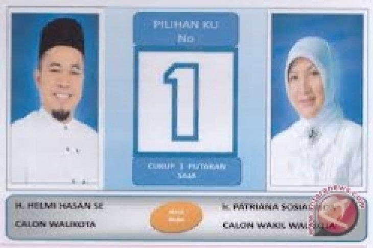 KPU tetapkan Helmi-Linda pemenang pilwakot Bengkulu