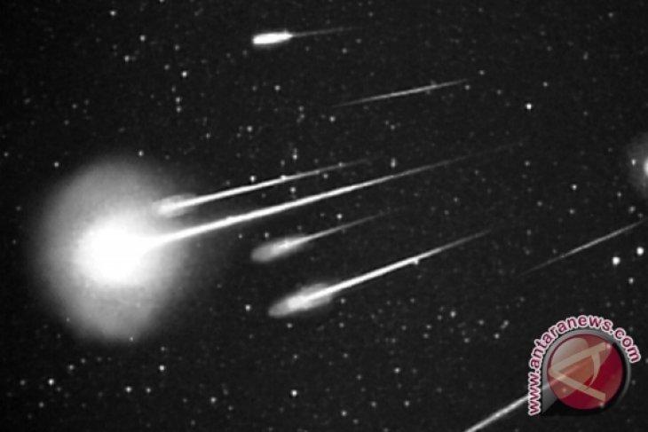 Lapan: Masyarakat dapat saksikan puncak hujan meteor Arietid pada 7 Juni 2021