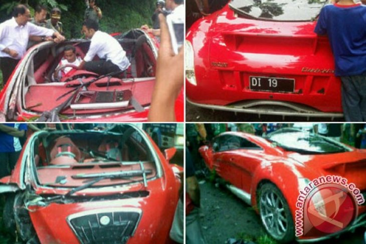 Dahlan Iskan could be a suspect in test drive accident