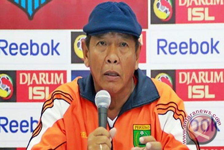 Pelatih Sartono Waspadai Semangat Pemain Persita