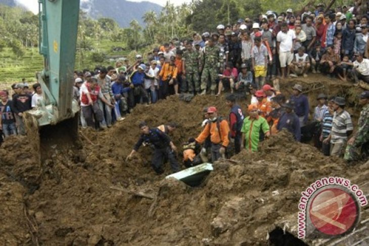 Agam landslide causes damages worth billions