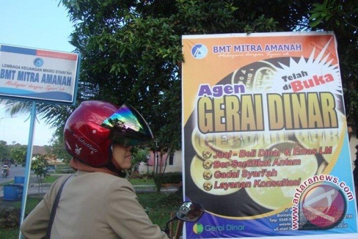 Gerai Dinar dan Gadai Syariah Diluncurkan di Bontang