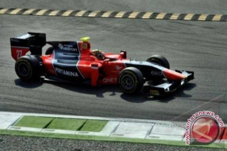Rio Haryanto Bersiap Ikuti Balap Mobil GP2