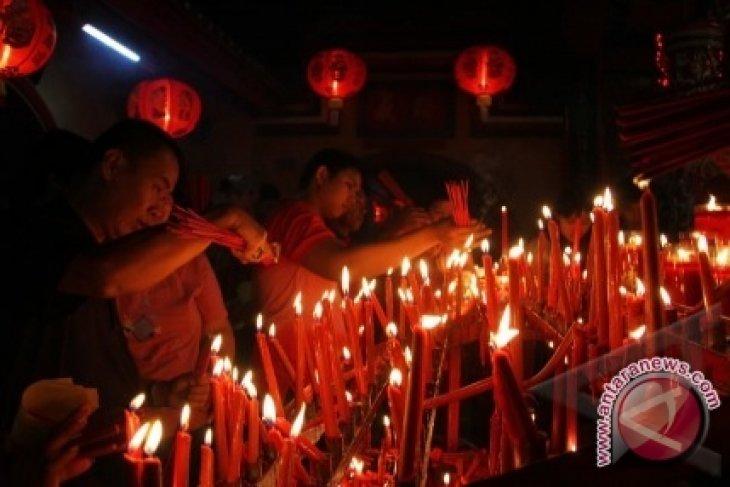 Perayaan Imlek di Samarinda Berlangsung Sepi