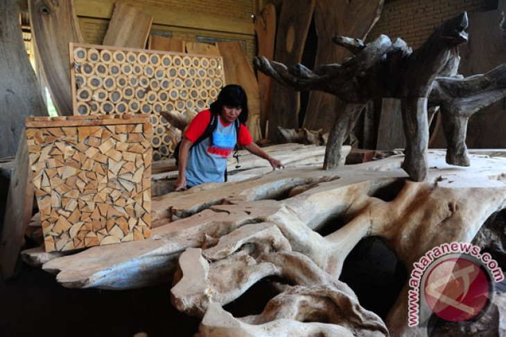 Bali`s exports of local sculptures reach US$50.47 million