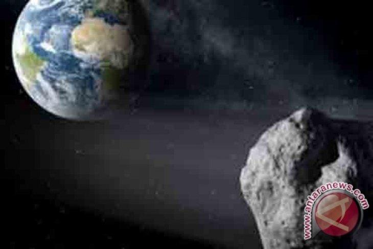 Banyak Asteroid Kunjungi Bumi pada Akhir Pekan