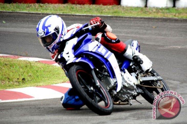 Jupiter Z1 Racing Tembus 58 Detik Lap Antara News Kalimantan Barat