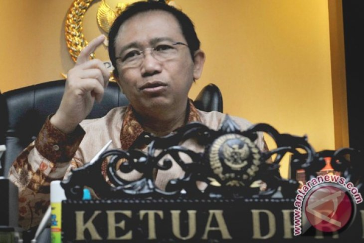 Marzuki Alie criticizes Democrat convention committee works