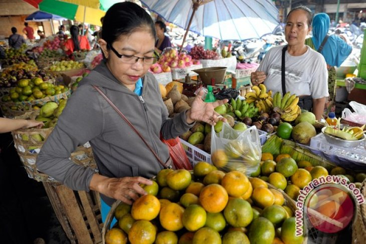 March inflation relatively high in past five years