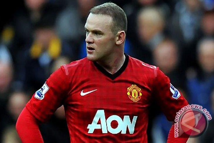 Rooney tak pernah nyaris gabung Chelsea