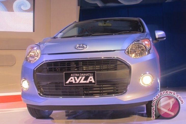 Astra Daihatsu Ekspor Perdana Mobil Hemat Energi