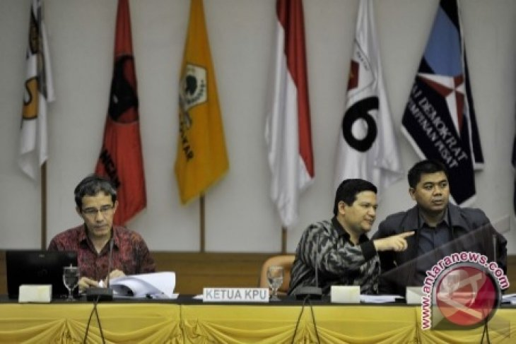 KPU Minta Daerah Lengkapi NIK Pada DPT