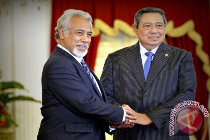 East Timor PM Xanana Gusmao submits resignation