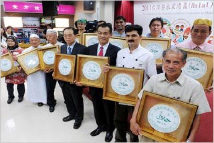 16 more restaurants in Taiwan obtain halal certicifation