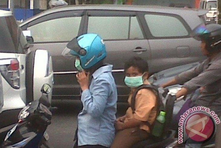 Masker Gratis Untuk Pengendara