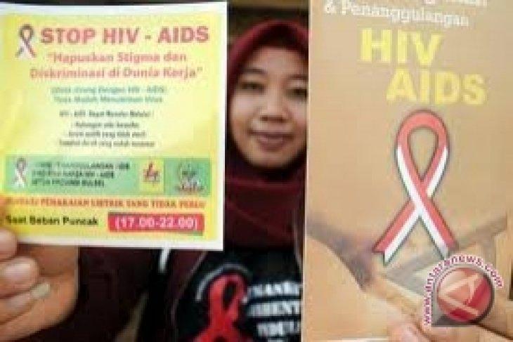 Dinkes Bangka catat penderita HIV/AIDS nomor dua tertinggi di Babel