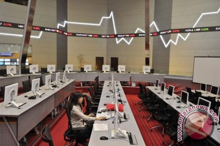 Jakarta index up, rupiah down