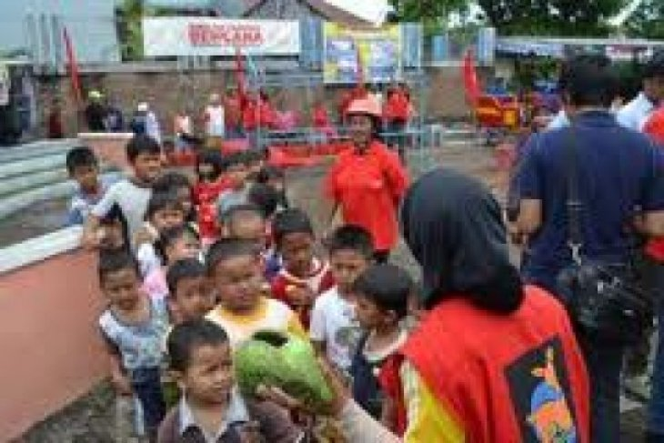Yogyakarta sets to have 46 child friendly kampongs in 2013