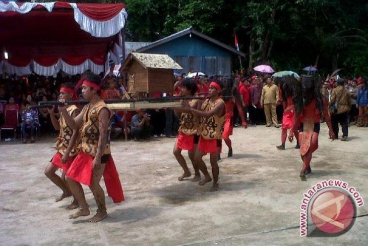 Bengkayang targetkan 20.000 pengunjung Gawai Naik Dango