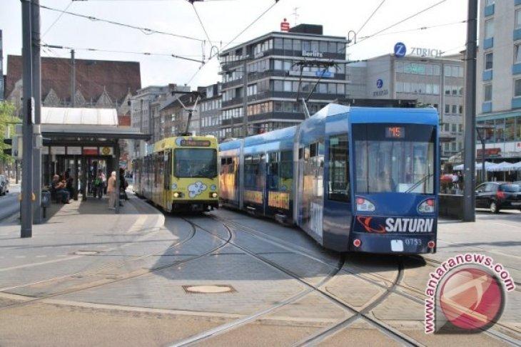 Trem bisa beroperasi di Kota Bogor
