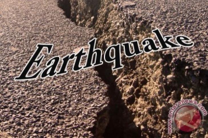 Gempa bermagnitudo 7,4 mengguncang Meksiko