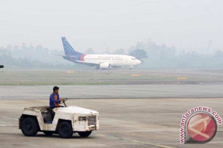 Visibility at Hang Nadim Airport up to 2,000 meters