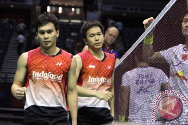 Indonesian pair Hendra/Ahsan wins All England