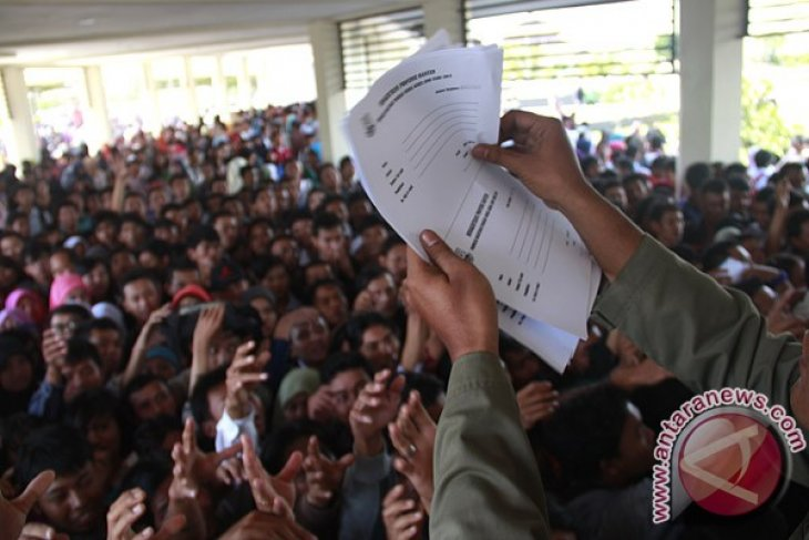Indonesia`s open unemployment rate reaches 5.43 percent in August: BPS