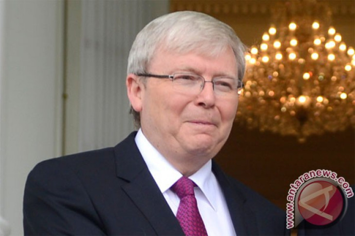 PM Rudd contacts President Yudhoyono over Syria