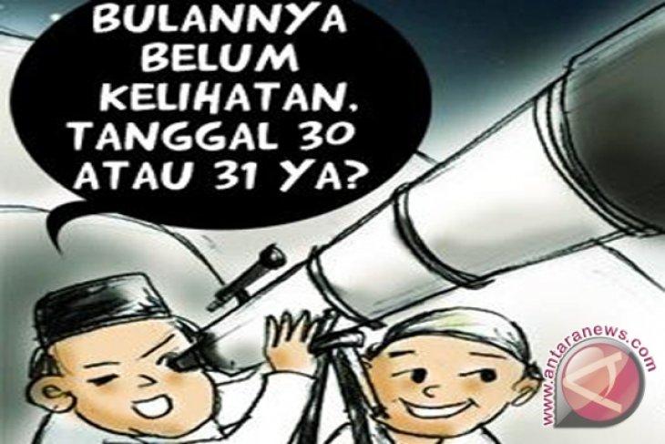 Kemenag Gelar Rukyatul Hilal Awali Ramadhan
