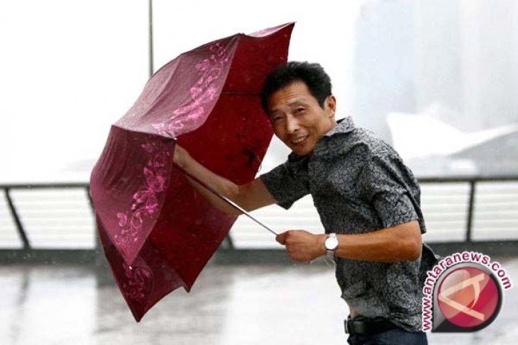 Cuaca ekstrem di Jiangsu-China renggut 11 nyawa