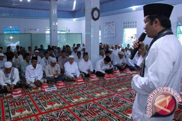 Kabupaten Bangka Barat Salurkan Bantuan Sarana Ibadah